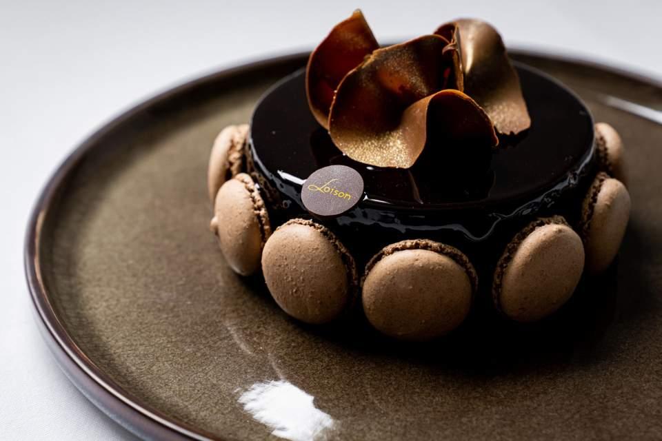 Service Traiteur Caen, Normandie · Dessert Chocolat · Loison Traiteur